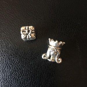 Charms (set of 2)
